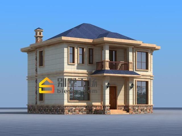 6款農村別墅定制設計圖,歐式風格大氣,四合院經典