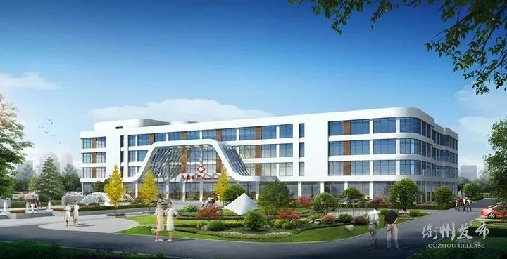 配合家具安装及医疗设备安装等;标段Ⅱ为东港服务中心综合楼工程,主要