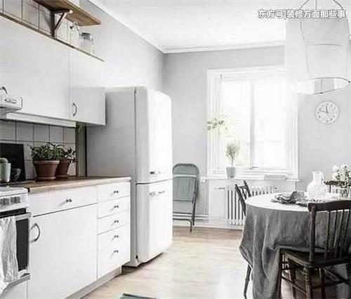 30平米小户型装修效果图 30平单身公寓也可以明媚优雅