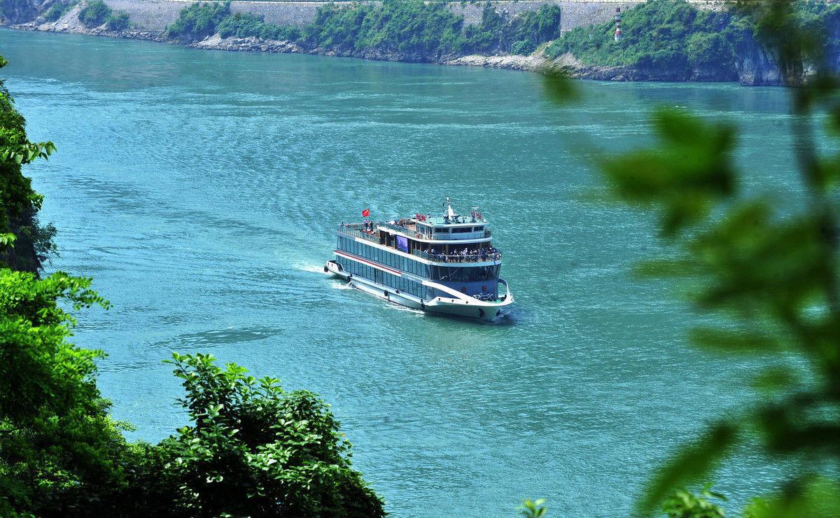 中国第一大河--长江风景