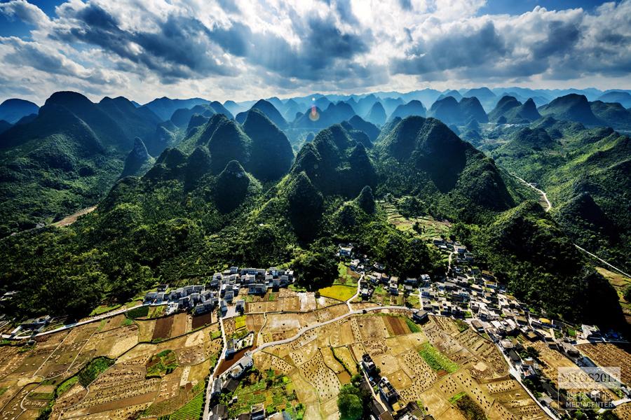 贵州黔西南州兴义市万峰林