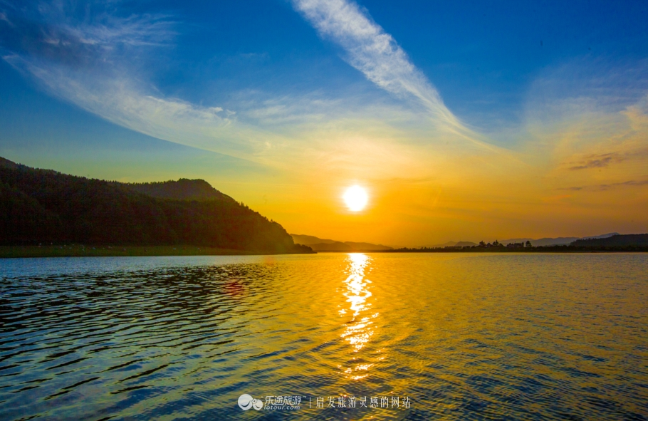 丹东凤城叆河风景区