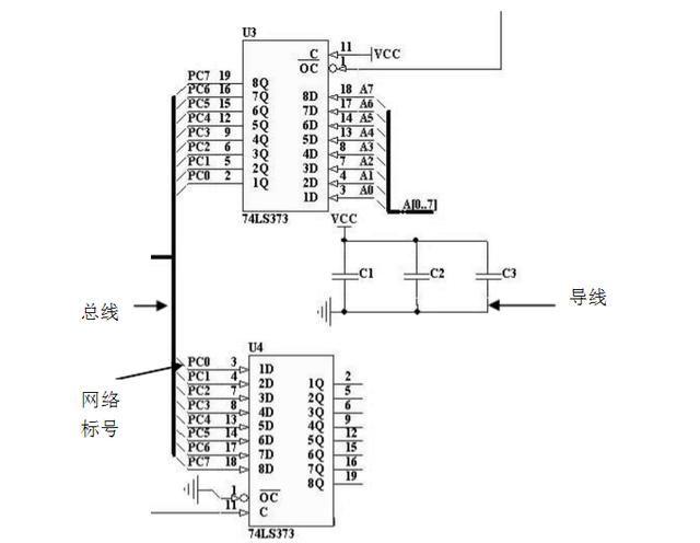 电路 电路图 电子 户型 户型图 平面图 原理图 640_496