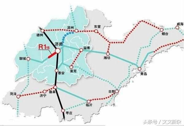 滨海到淮安高速规划图