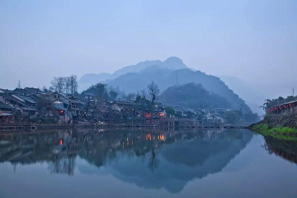 四川省第二批省级森林小镇新鲜出炉,眉山有三个小镇上榜. .