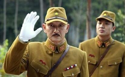 演日本军人最像的八位中国男演员,大部分都被误认为是