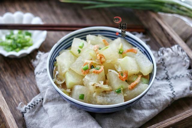夏天最常见的美食,和它搭配,方便蔬菜的家常菜邵阳的美味图片