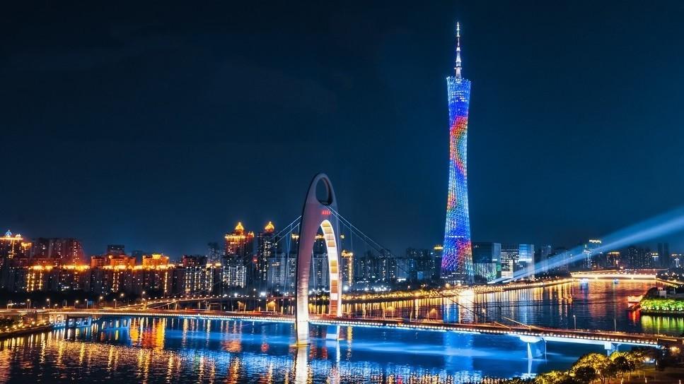 时尚国潮!今年广州国际灯光节开启全城模式!