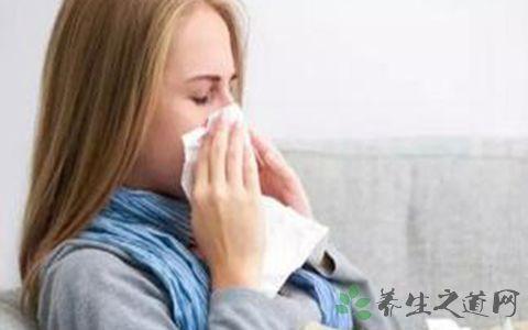 病毒性感冒注意,病毒性感冒后面感觉女性腰空的不吃事图片