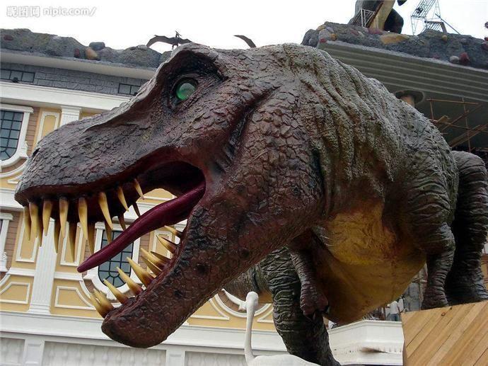 """男子路遇""""恐龙时代的动物"""",逼真的有点吓人"""