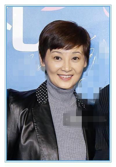徐帆邓婕蒋雯丽同台,当年的气质女神,如今变图片