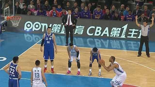 《天天体育》20200327 CBA2014至2015赛季中职篮总决赛第五场