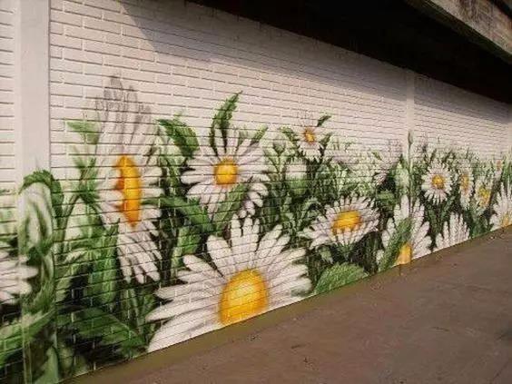 丙烯颜料手绘墙适合在什么时间画