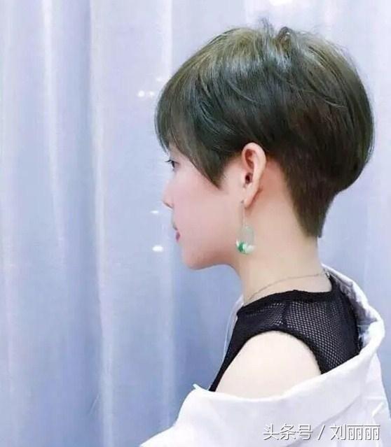 春节最烫发头型短发20款,美到逆天瓜子脸修饰图片