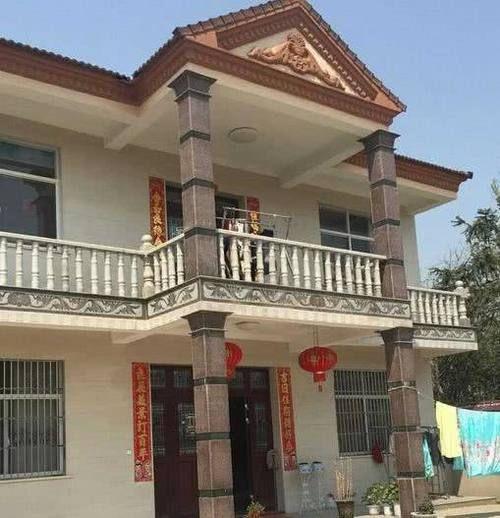 婆家30万装修的自建房,农村也可以有这样奢华的装修!