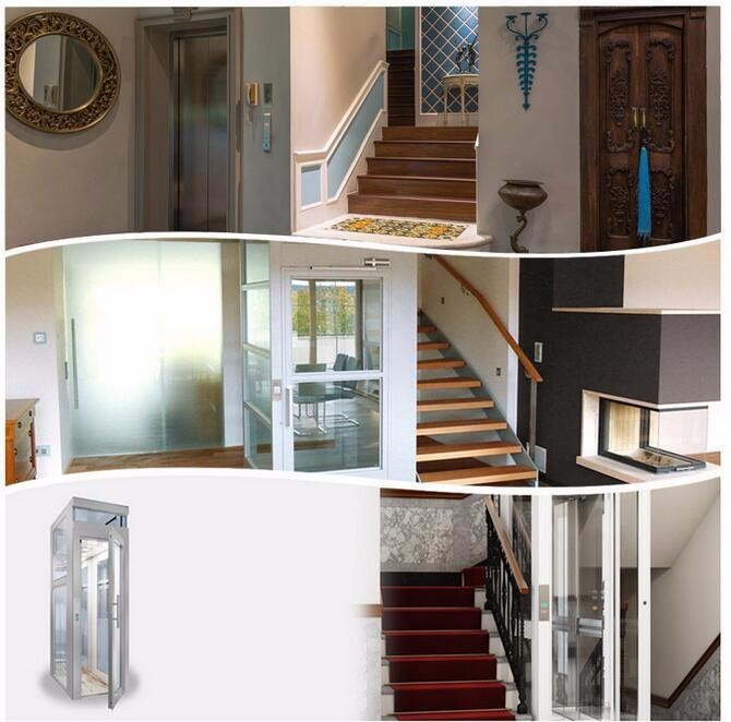 默纳克平地为你分享v平地电梯家用别墅500方案设计别墅电梯暖图片
