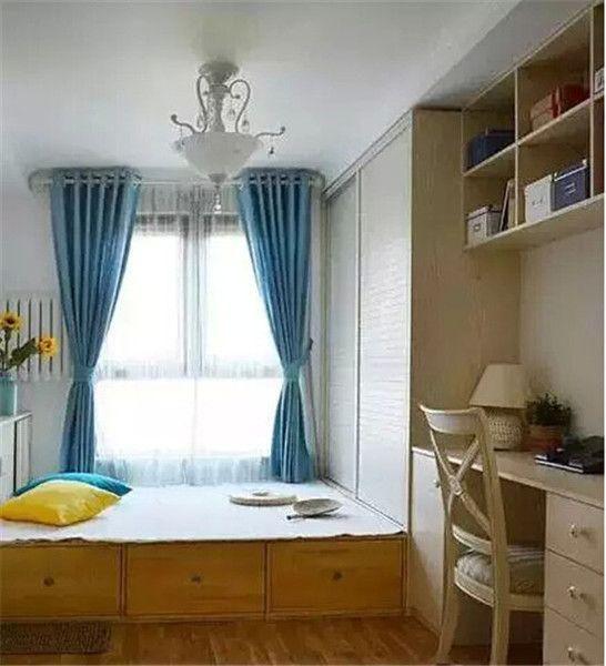 9款6平米小房间装修效果图 让榻榻米成就20平米感觉