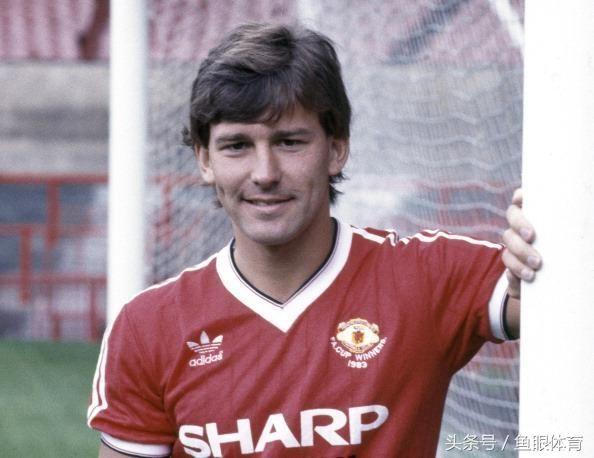 布赖恩·罗布森 第一次认识这个名字是在1982年世界杯上.