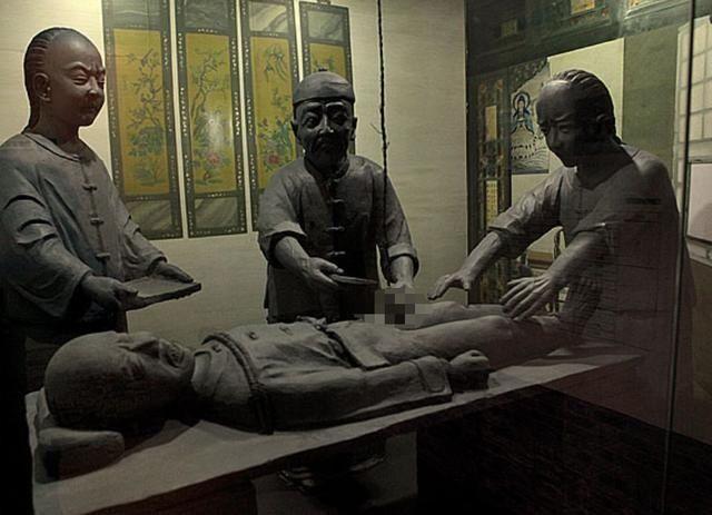 太平天国的太监,阉割当场死了1000人,死前受尽折磨成功仅200人