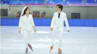 《奥运故事会》最甜冰上伉俪 韩天宇与刘秋宏