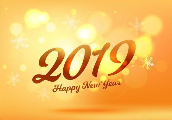 2019年第一天,球迹初学者先祝大家新年快乐,愿每个人顺利,快乐,健康