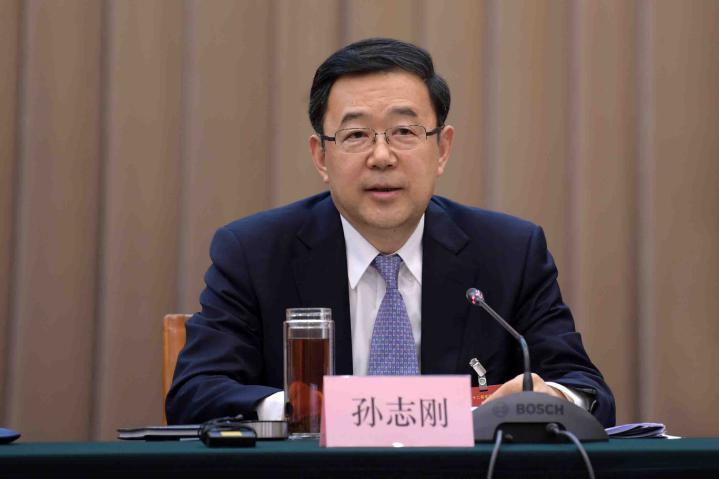 贵州省长孙志刚:让贵州绿色优质农产品风行天下