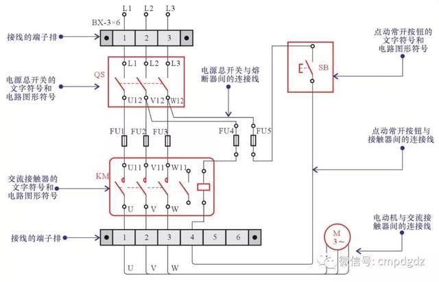 电工电路常用符号及电工识图方法分享,轻松看懂电路图