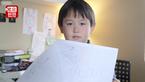 男孩手绘记录与癌症妈妈在一起的最后时光