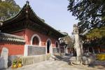 戒台寺:全国最大的佛教戒坛