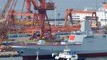 中国海军12年后将拥有四艘航母 20艘055大驱