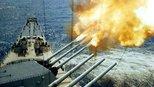 为何战列舰开火都要齐射而不是轮流射击