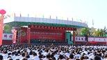 甘肃医学院举行建校60周年庆祝大会