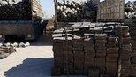 俄军挖出一处大型军国库,缴获大批美制导弹,送给俄一大礼