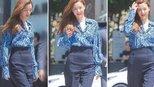 36岁全智贤与31岁杨幂穿的一样,为什么气质差这么多?