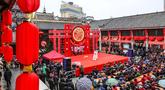 北京市文化局:30万张庙会门票免费发放