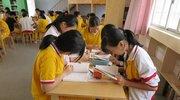"""珠海唯一被评为省""""书香校园""""的学校,藏书量惊人,学生这么读书"""