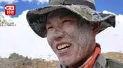 中国军人笑起来的样子真美 而我却望到笑容背后
