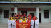响水社区开展三月学雷锋系列志愿者服务活动