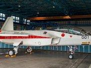 中国记者近距离接触日本X-2技术验证机 知道当年为什么打马赛克了