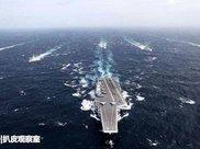 亚洲这一小国也有航母 但排水量很尴尬 只相当于中国052D