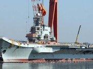 首艘国产航母下水,网友们高呼:您好,国产航母,为您骄傲