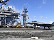 狼真的来了,美国声称F-35C准备就绪随时可以从航空母舰发动攻击