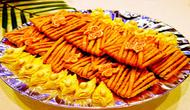 清明节吃什么——馓子(sǎn)