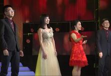 歌曲串烧《绒花》《在路上》《我爱你中国》《美丽中国年》