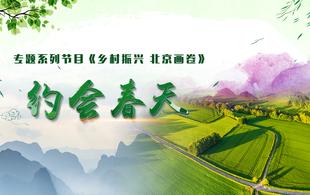 《乡村振兴 北京画卷》约会春天