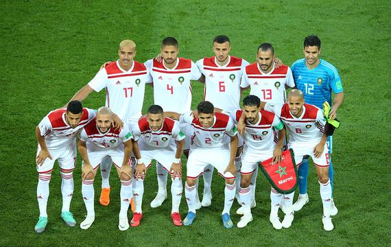 摩洛哥两度领先被扳平 西班牙险平获小组头名
