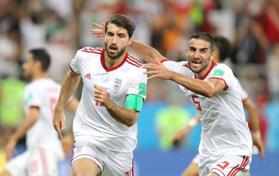 伊朗出局但征服了全世界 中国足球真要好好学学