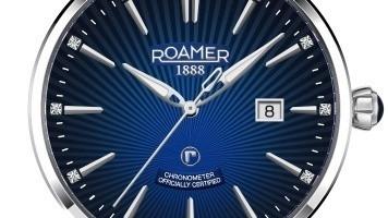 把艺术戴在手上 ROAMER推出信心经典天文台III系列
