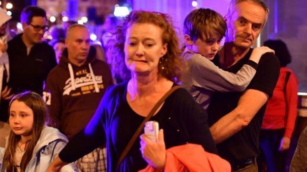 英国被瞄准?美媒:欧洲正面临恐袭