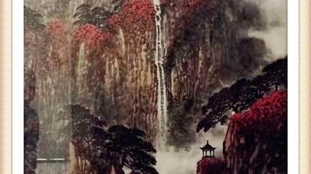 汤知辛—中国教育电视台《水墨丹青栏目》水墨丹青书画院常务理事